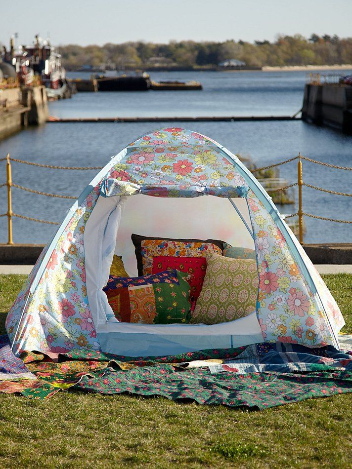 Cath Kidston Retro-Inspired Dome Tent  http://www.freepeople.com/whats-new-festival-shop/cath-kidston-dome-tent/Colorado Camps, Dome Tents, This Summer, Outdoor Plays, Cath Kidston, Plays Tents, Free People, Pillows, Summer Camps
