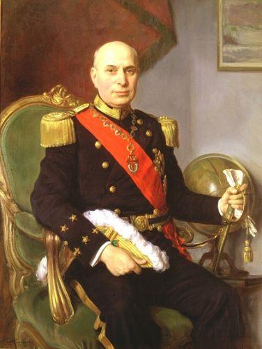 Ficheiro:Retrato oficial do Presidente Américo Tomás (1957) - Henrique Medina.png