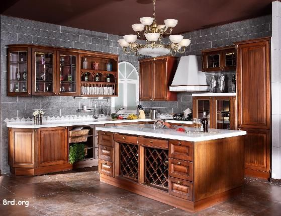 Wood Kitchens Solid Kitchen Cabinets