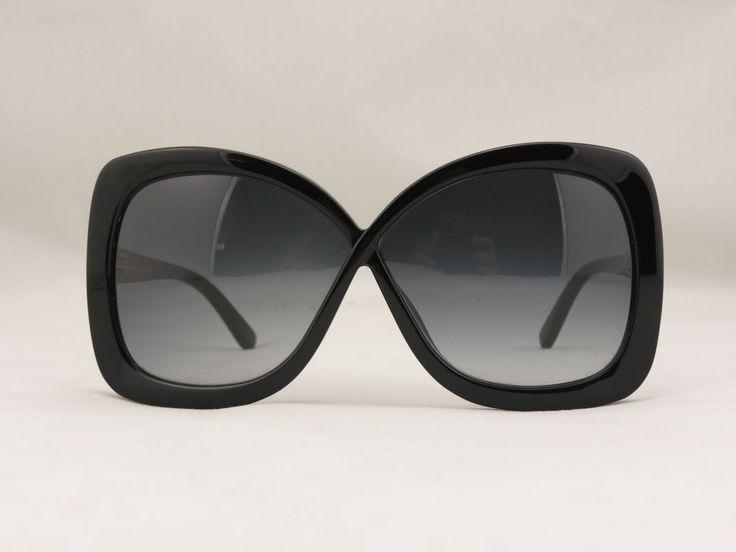 Tom Ford Sunglasses for Women   China OEM Light Black Designer Tom Ford Womens Sunglass TF 0227 01B 63 ...