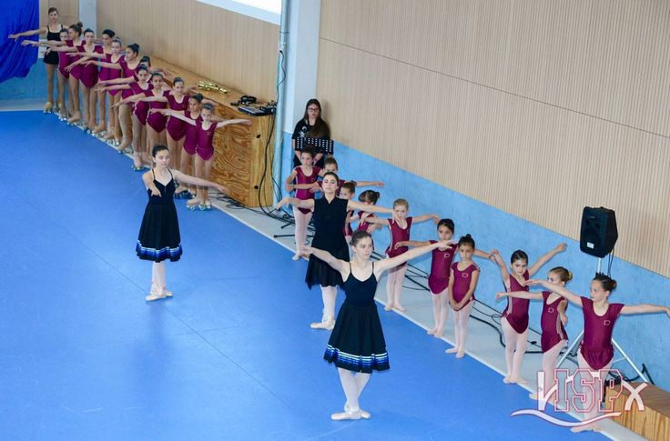 #ballet #patinaje #ClubPatinajeISP Desarrollando la #InteligenciaArtísticaISP en…