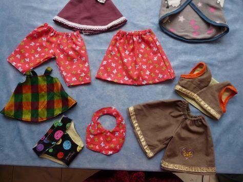 Patrons pour bébé Corolle 30cm dans Couture p1030513