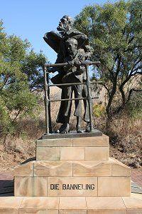 Prisoners of War | Anglo-Boer War Museum The Exiled by Danie de Jager, 1980 - War Museum of the Boer Republics