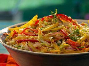 Salada de Repolho Chinês - Food Network