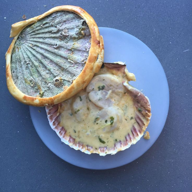 Single malts meet their culinary match with this Tom Kitchin recipe for scallops in the shell