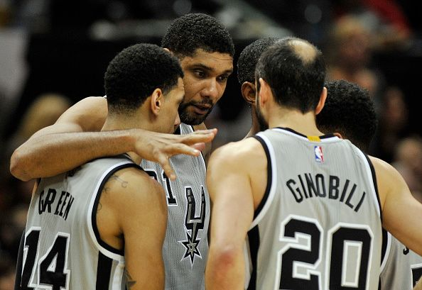 5 things to watch during the Spurs Vs Blazer game tonight.