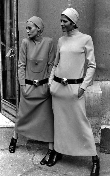 MIRELLE: Pierre Cardin - Do you still remember his fashion??