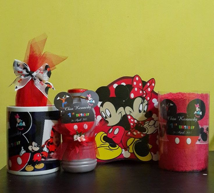 souvenir ulang tahun anak handmade