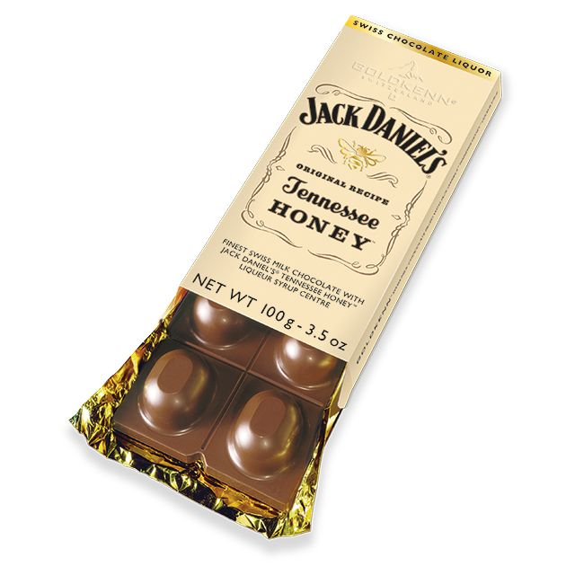 Goldkenn JACK DANIEL`S Tennessee Honey Liquor Bar
