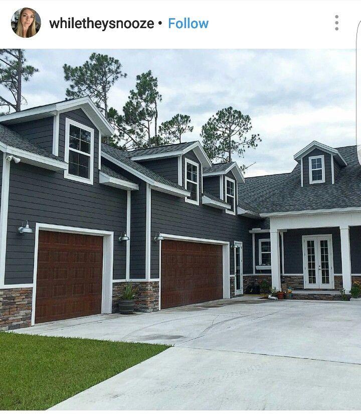 Taupe Exterior House Color Ideas: Exterior House Colors, House Exterior