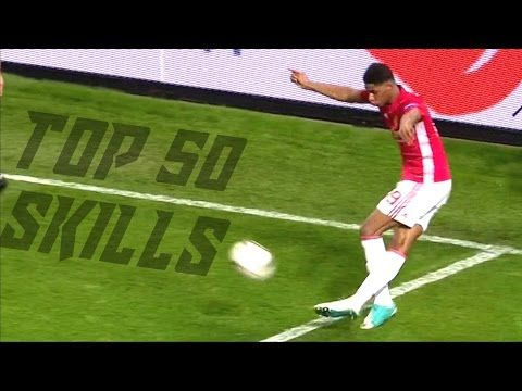 Awesome Videos: Top 50 Best Football Skills Ever ● HD - (Amazing 1...