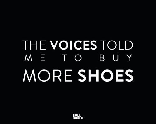 We know this happens to the best of us! #shopaholic #shoes #womensfashion