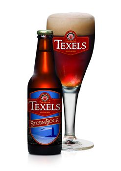 Storm Bock - a great beer from the island Texel