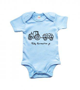Body dětské - Traktor