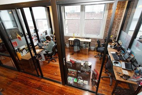 Shareable: 20 Must-See U.S. Coworking Spaces - WeWork NYC