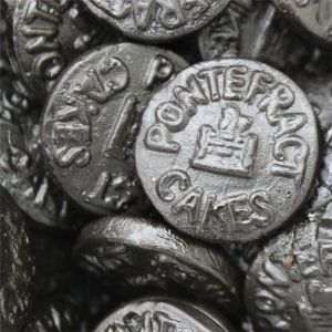 Liquorice Pontefract Cakes from Sinfullysweet of Didcot