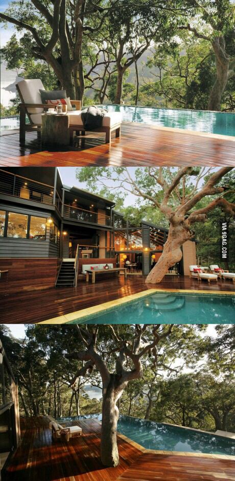 Awesome houses are just awesome