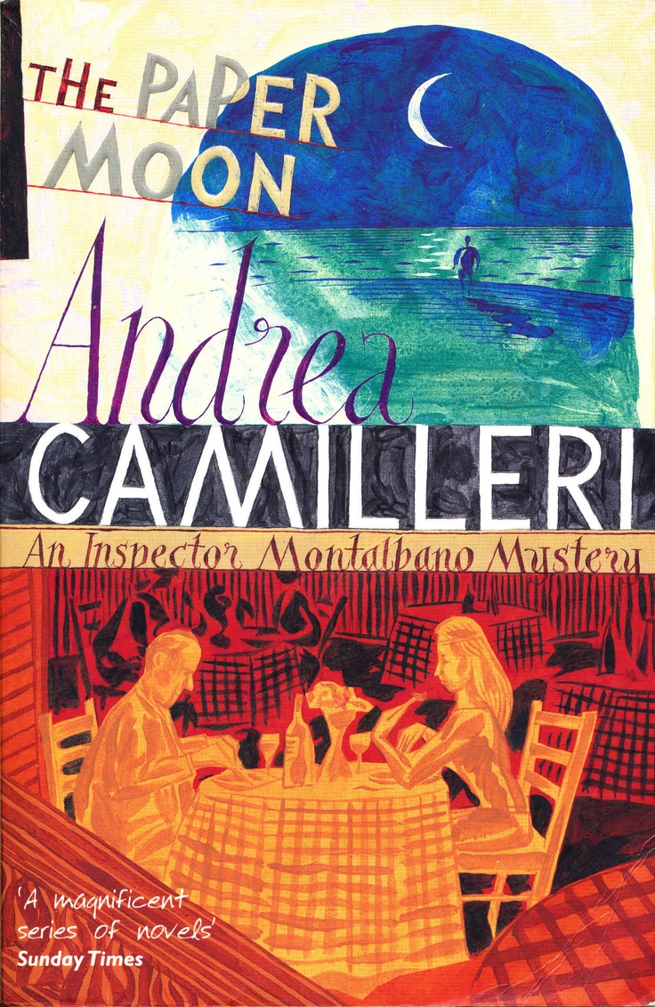 The 9th Montalbano Novel By Andrea Camilleri Set In Sicily Translated  From Italian