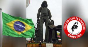 2016 Festa do Peao de Barretos Rodeo in Brazil - FI