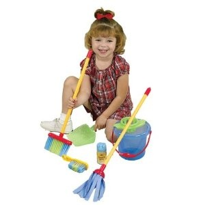 Cleaning Set (Toy): Floors Broom, Christmas 2013, Dust Broom, Clean Sets, Chore Charts For Kids By Age, 3 Years, Dramatic Plays, Dust Pan, Includ Dust