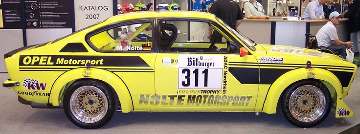Nolte Motorsport Coupe