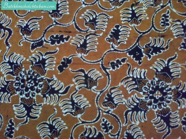 Toko Batik Gedog HM. Sholeh Tuban: Kain Bahan Batik Tuban 1711B