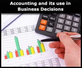 Accounting and Its Use in Business Decisions