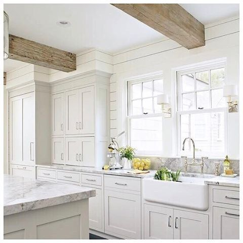 Creams, Whites, Greys... ahhhh. SO beautiful  @pinterest #JJHomeBuild #inspo