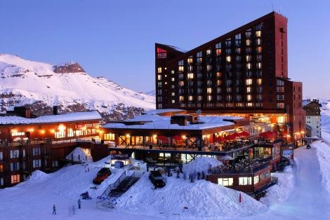 Valle Nevado - Sky Resort