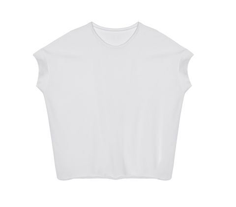 THE ODDER SIDE T-shirt with wrap back. Shop at www.theodderside.com