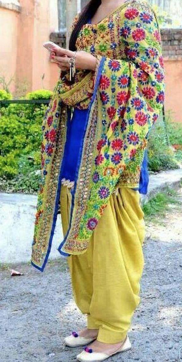 Punjabi Suit @Srandhawa