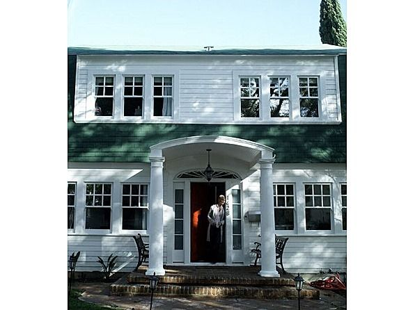 Very Cool LOVE The Archways1919 Colonial Revival Los Angeles CA