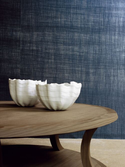 Elitis Wallcovering Precious Walls with hints of metal