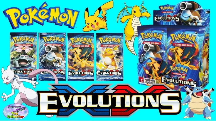 Pokemon Evolutions Booster Packs Mew Mewtwo EX Cards Surprise Egg and To...