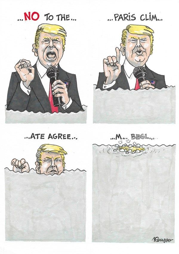 Trump Says No