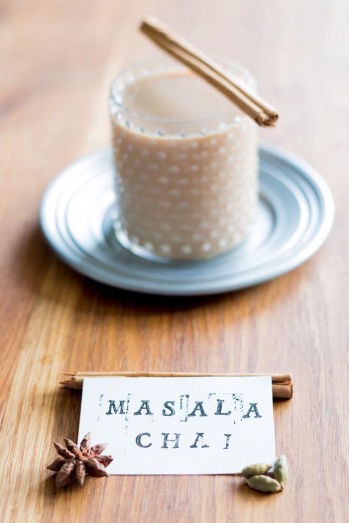 masala chai čaj čai chai latte kořeněný čaj s mlékem indický