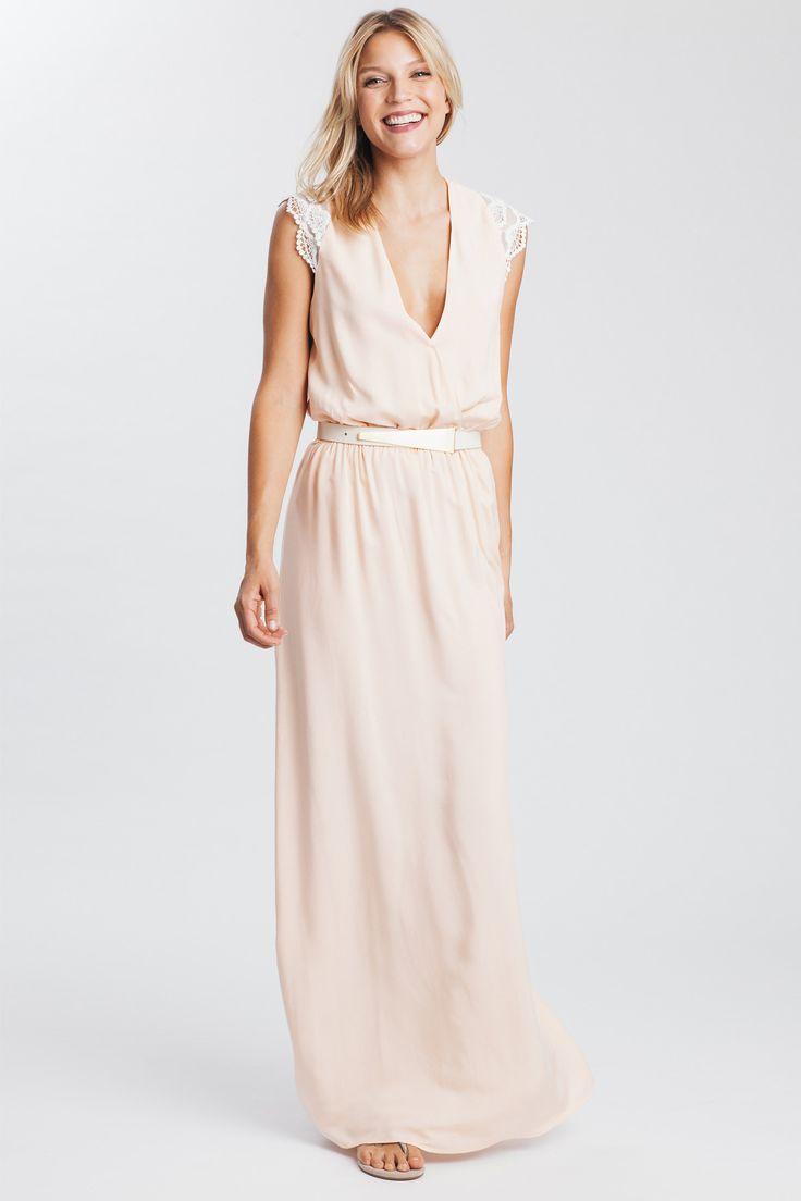 Lace Molly Maxi Dress by Karen Zambos