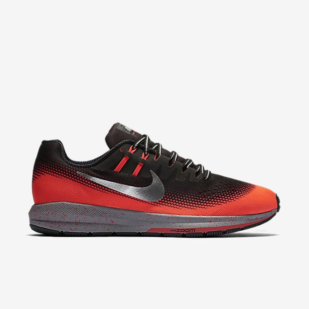 half off fb126 4e1ad Nike Air Zoom Structure 20 Shield Men s Running Shoe   JOGGERS   Nike,  Sneakers nike und Sneakers