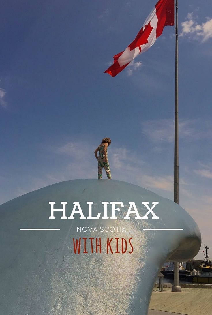 Halifax with Kids