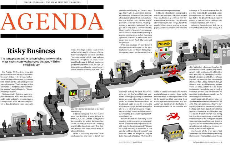 Illustration Roundup: October 2015 on Behance