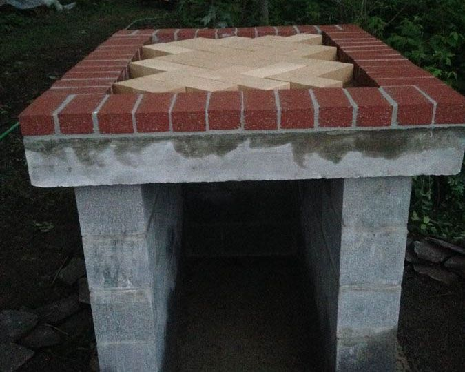 Wood Fired Outdoor Brick Pizza Oven By Brickwood