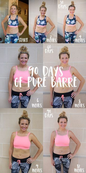 Pure Barre – 90 Day Update | The Best of Fancy Ashley ...