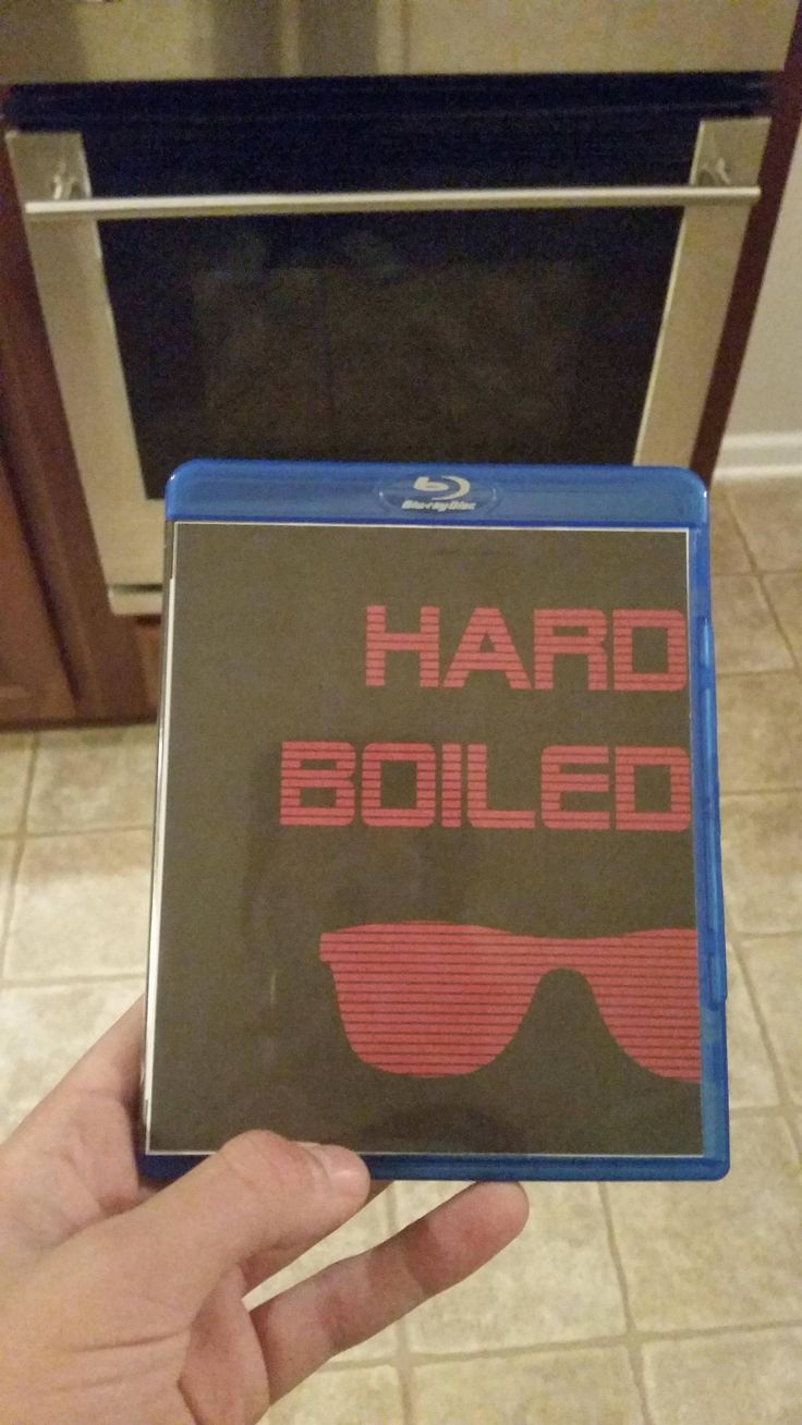 Made a crappy homemade cover for one of my all-time favorite movies (Hard boiled) http://ift.tt/2jaQiOx