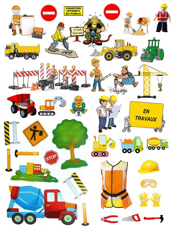 engins de chantier et de construction