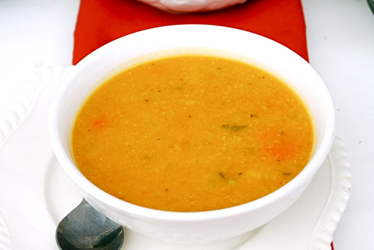 Jamaican Pumpkin Soup | Jamaica | Pinterest | Pumpkin Soup, Soups and ...