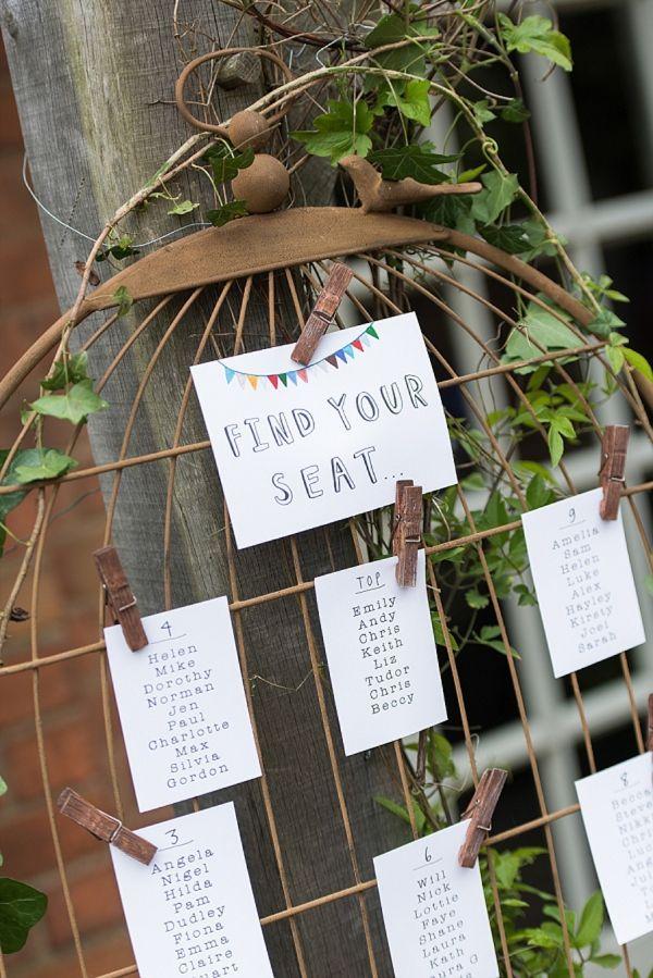 A Natural Country Garden Wedding ~ UK Wedding Blog ~ Whimsical Wonderland Weddings