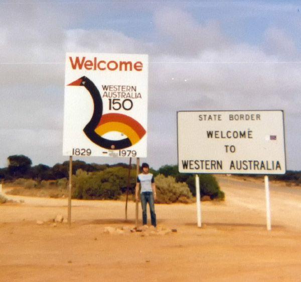 WA border, 1979