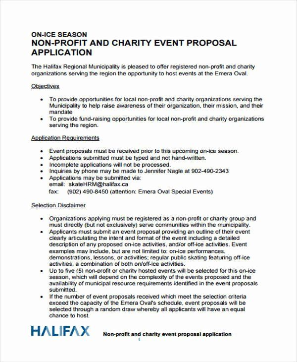 Sample Corporate Sponsorship Letter Documents Pdf Word Charity