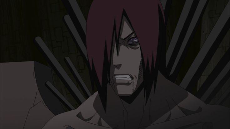 """Nagato (長門, Nagato ), mejor conocido como Pain (ペイン, Pein ), era uno de los más poderosos shinobi, y el líder reconocido de Akatsuki y de Amegakure. Todos los miembros de Akatsuki se referían a él como """"Líder"""", excepto Konan quien lo llamaba por su nombre, Pain. Llevaba el anillo Cero (零, Rei ) en el dedo pulgar derecho. También era usuario del dōjutsu legendario, el Rinnegan, quien fue dado por Madara Uchiha antes de su muerte e implantado en Nagato cuando sólo era un niño. En su estadía…"""