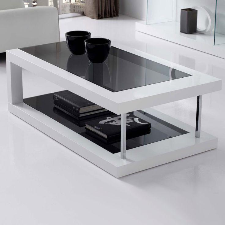 Kowalski mesa de centro de dise o moderna y elegante for Mesas de centro modernas